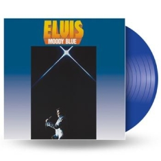 Presley Elvis - Moody Blue (40Th Anniversary Clear