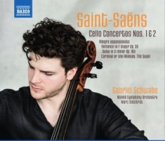 Saint-Saëns, Camille - Works For Cello And Orchestra