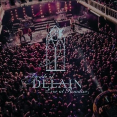 Delain - A Decade Of Delain (2Cd+Dvd+Br)