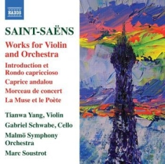 Saint-Saëns, Camille - Works For Violin And Orchestra