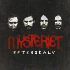 Mysteriet - Efterskalv (Transparent Red Base &