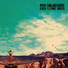 Noel Gallagher's High Flying Birds - Who Built The Moon? (Lp + Download