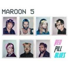 Maroon 5 - Red Pill Blues (2Cd Explicit)