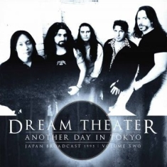 Dream Theater - Another Day In Tokyo Vol. 2
