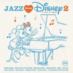 Blandade Artister - Jazz Loves Disney 2 - A Kind Of Mag