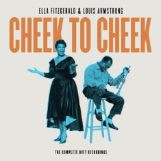 Ella Fitzgerald, Louis Armstrong - Cheek To Cheek - Compl Duet Rec (4C