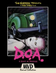 D.O.A. - A Right Of Passage (Special Edition i gruppen MUSIK / Musik Blu-Ray / Rock hos Bengans Skivbutik AB (2788475)