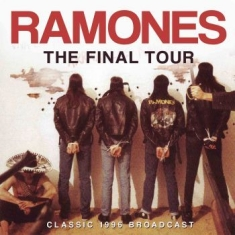 Ramones - Final Tour The (Broadcast 1996)