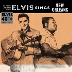 Presley Elvis - Sings New Orleans