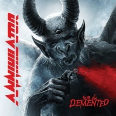Annihilator - For The Demented (Cd Limited)