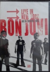 Bon Jovi - Live In New York