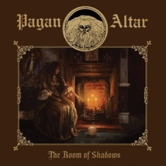 Pagan Altar - Room Of Shadows The (Red Vinyl)