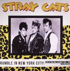 Stray Cats - Rumble In New York City!