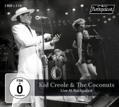 Kid Creole & The Coconuts - Live At Rockpalast (2Cd+2Dvd)