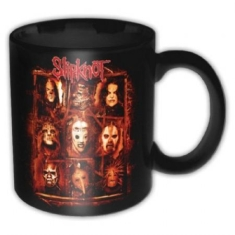 Slipknot - Slipknot Rusty Boxed Mug