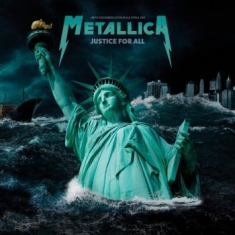 Metallica - Justice For All Woodstock 94 (Blue)