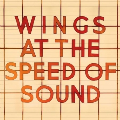 Wings - Wings At The Speed Of Sound (Vinyl)