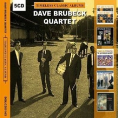 Brubeck Dave - Timeless Classic Albums