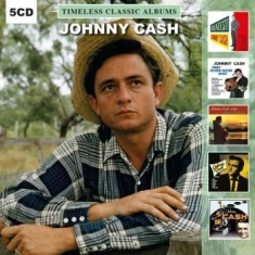 Cash Johnny - Timeless Classic Albums