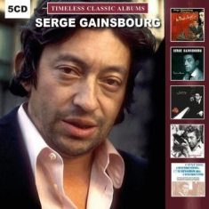 Serge Gainsbourg - Timeless Classic Albums