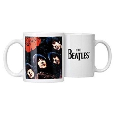 The beatles - Boxed Mug: Rubber Soul