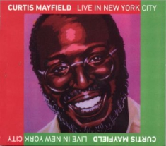Mayfield Curtis - Live In Ny City