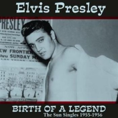 Presley Elvis - The Sun Singles 1955-1956