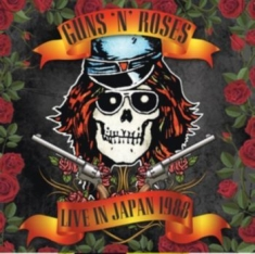 Guns N' Roses - Live In Japan 1988 (2Cd)
