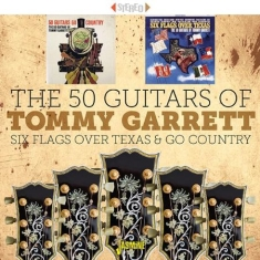 50 Guitars Of Tommy Garrett - Six Flags Over Texas/Go Country
