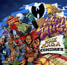 Wu-tang Clan - Saga Continues - Box (2Lp+2Cd+Tshir
