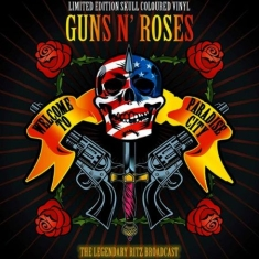 Guns N' Roses - Welcome To Paradise City (Fm 1988)