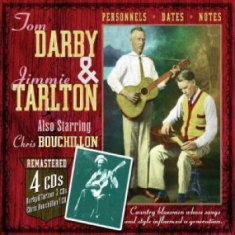 Darby Tom & Tarlton Jimmie - Country Bluesman Whose Songs And St