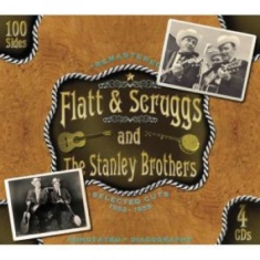 Flatt & Scruggs & Stanley Brothers - Selected Cuts 1952-59