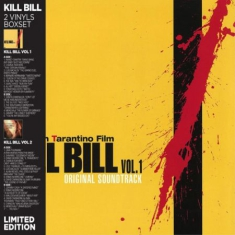 Kill Bill Vol. 2 Original Soun - Bof - Kill Bill Vol 1 & Bof -
