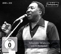 Waters Muddy - Live At Rockpalast (1978) (2Cd+2Dvd