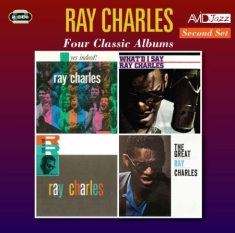 Charles Ray - Four Classic Albums