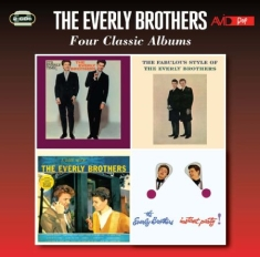 Everly Brothers - Four Classic Albums