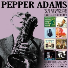 Adams Pepper - Classic Albums Collection The (4 Cd