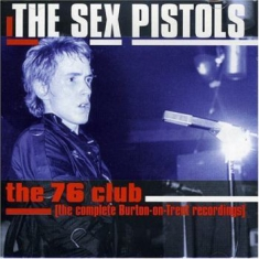 Sex Pistols - The 76 Club-Live