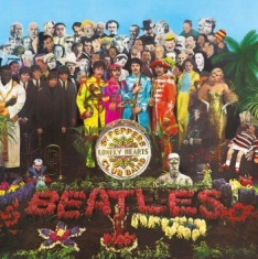 The beatles - Sgt Pepper's Lonely Hearts Club Ban