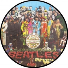 Beatles - Sgt Pepper's Lonely Hearts Club Band (Picture)