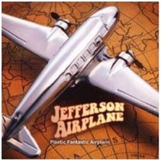 Jefferson Airplane - Plastic Fantastic Airplane