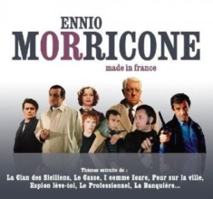 MORRICONE ENNIO - Made In France (2Cd)