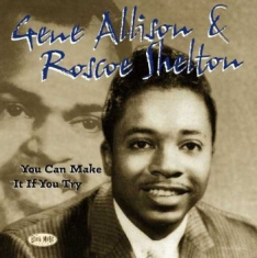 Allison & Shelton - You Can Make It If You