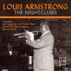 Armstrong Louis - The Nightclubs