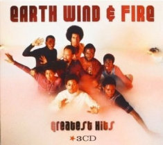 Earth Wind & Fire - Greatest Hits (3Cd-Box)