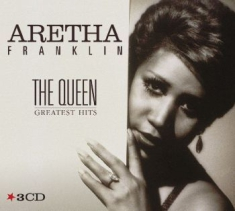 Franklin Aretha - The Queen Greatest Hits (3Cd-Box)