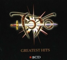 Toto - Greatest Hits (3Cd-Box)