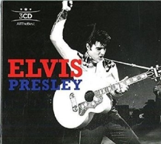 Presley Elvis - All The Best (3Cd-Box)