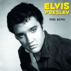 Presley Elvis - The King (3Cd-Box)